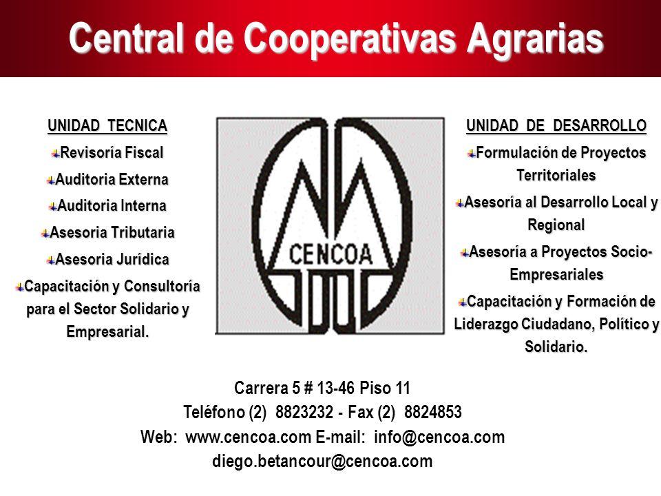 Central de Cooperativas Agrarias