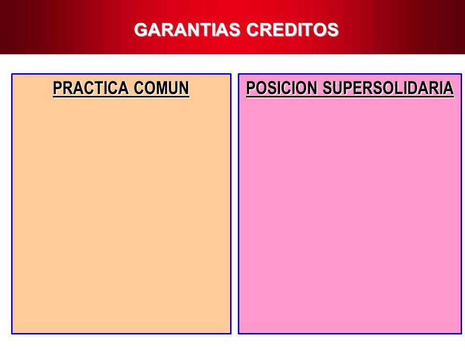 POSICION SUPERSOLIDARIA