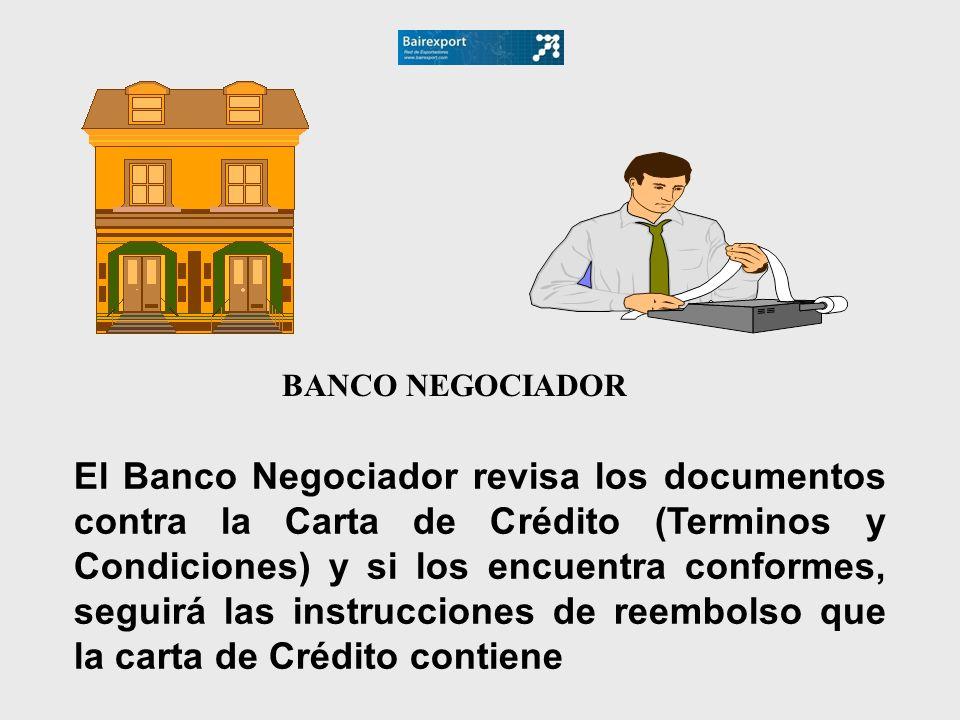 BANCO NEGOCIADOR