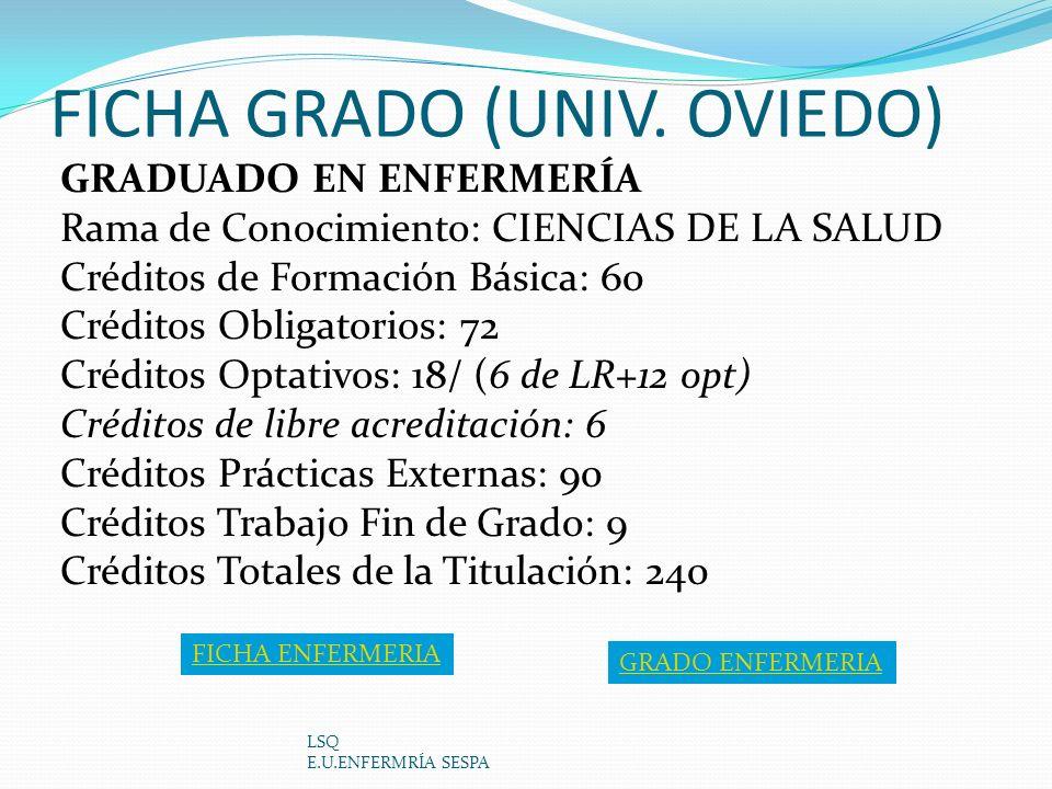 FICHA GRADO (UNIV. OVIEDO)