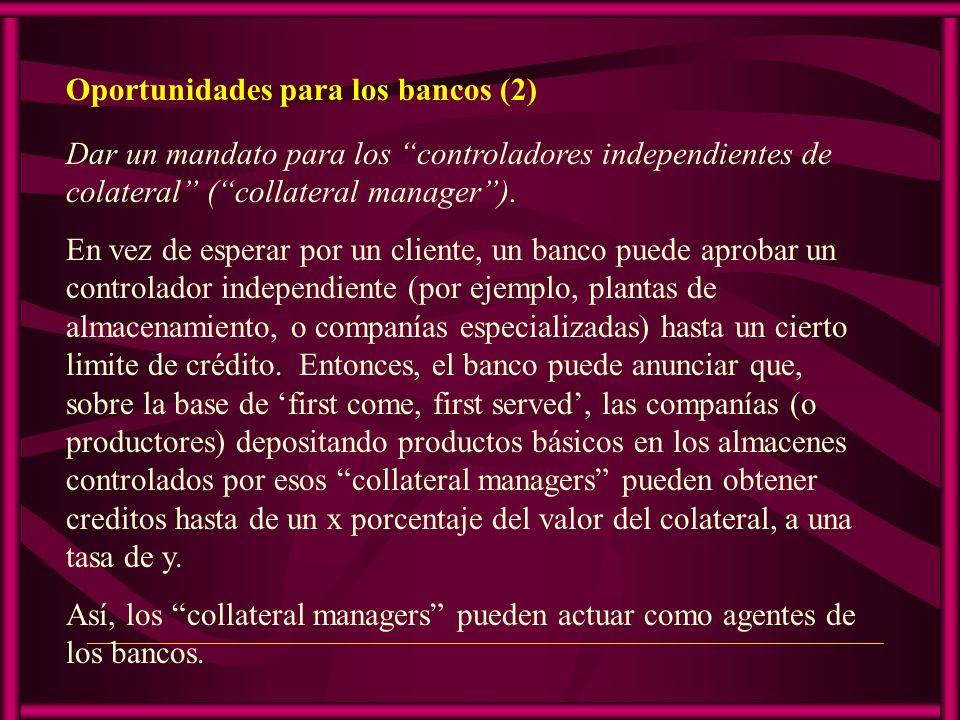 Oportunidades para los bancos (2)
