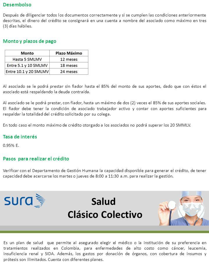 Salud Clásico Colectivo