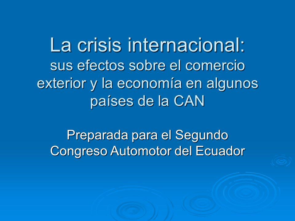 Preparada para el Segundo Congreso Automotor del Ecuador