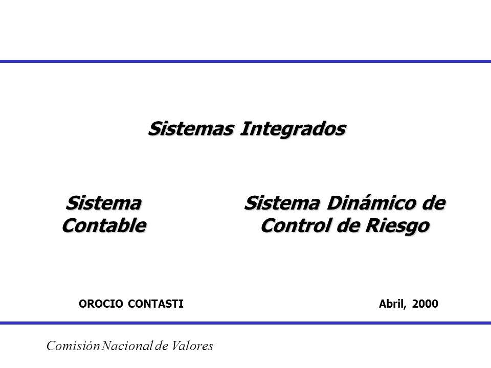 Sistema Dinámico de Control de Riesgo