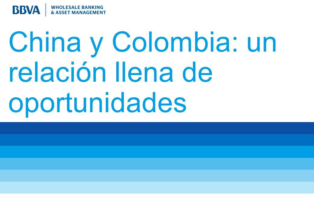 China y Colombia: un relación llena de oportunidades
