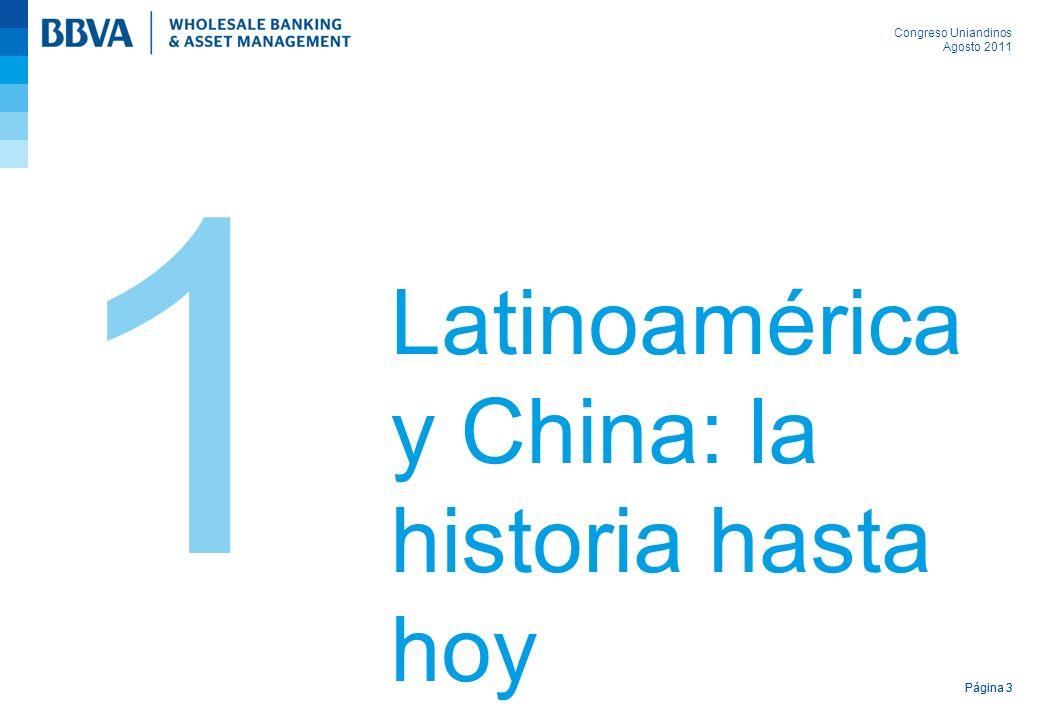 1 Latinoamérica y China: la historia hasta hoy Página 3