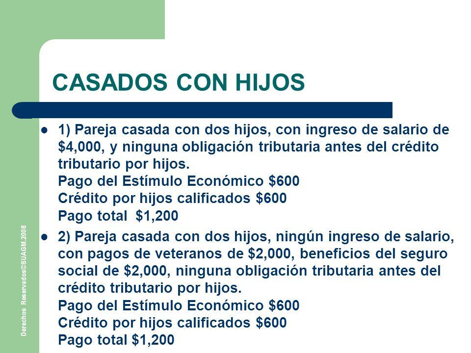 CASADOS CON HIJOS