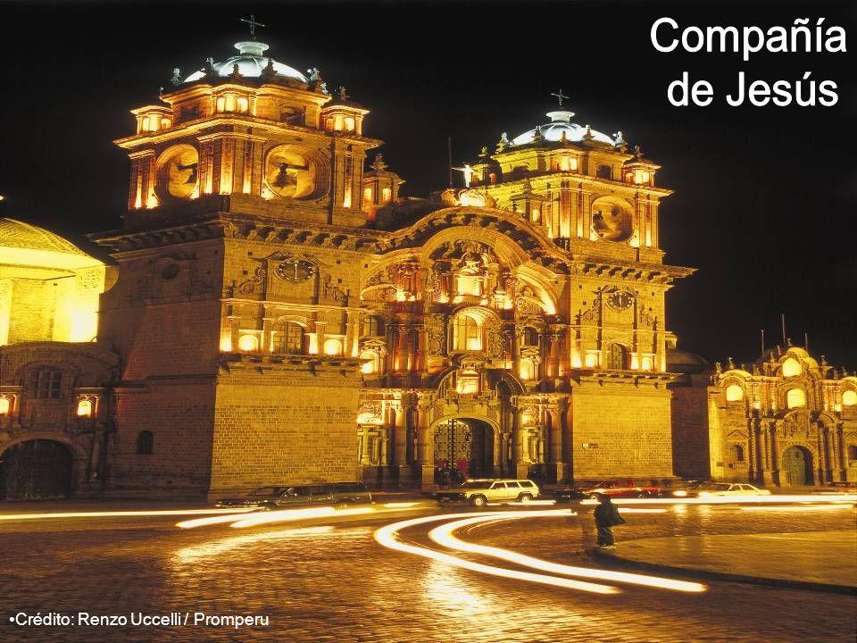 Compañía de Jesús Crédito: Renzo Uccelli / Promperu