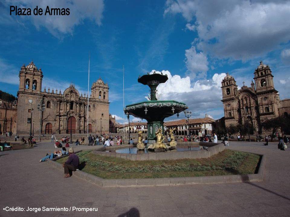 Plaza de Armas Crédito: Jorge Sarmiento / Promperu