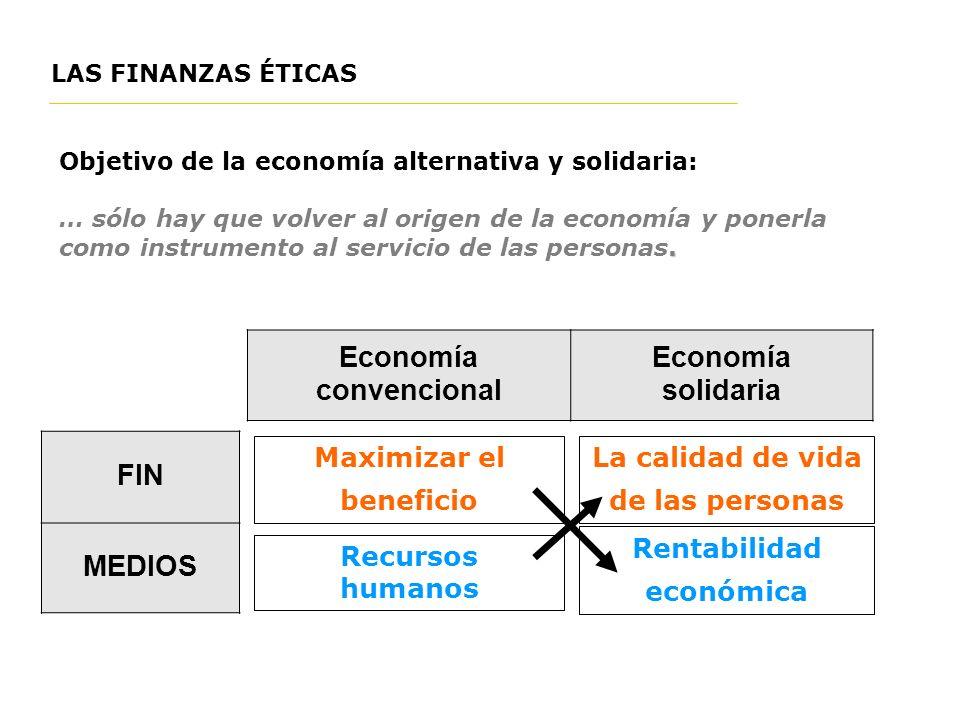 Economía convencional