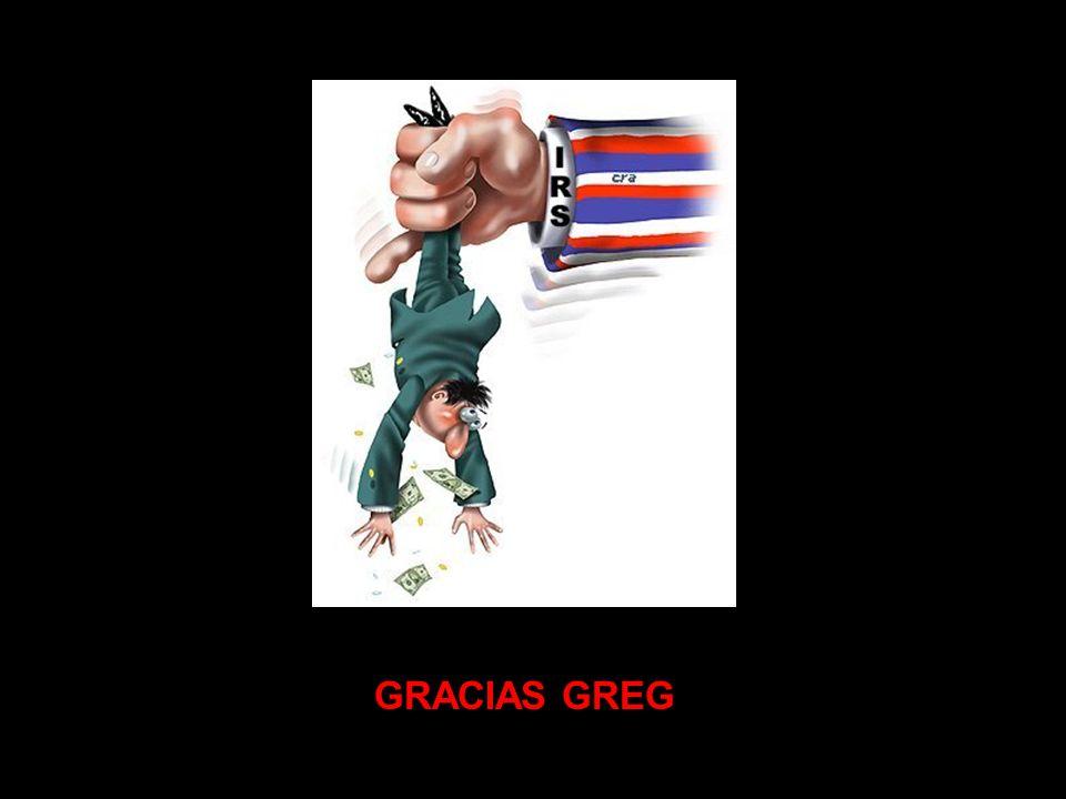 GRACIAS GREG