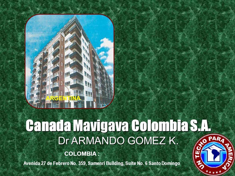 Canada Mavigava Colombia S.A.