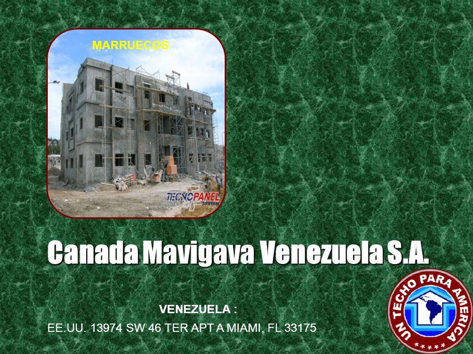 Canada Mavigava Venezuela S.A.