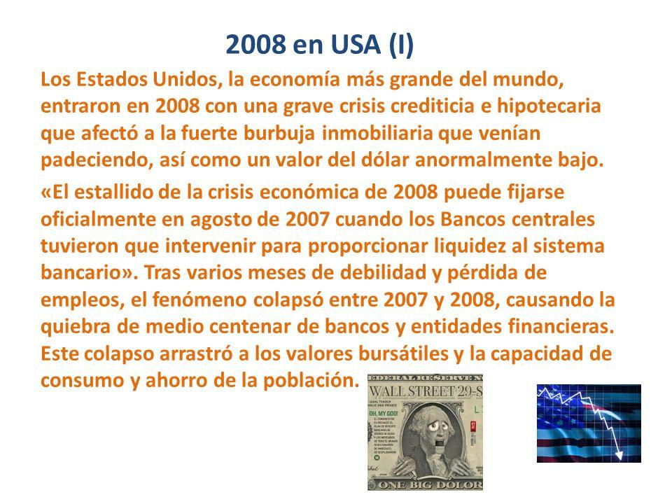 2008 en USA (I)