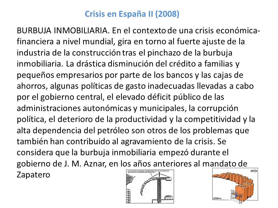 Crisis en España II (2008)