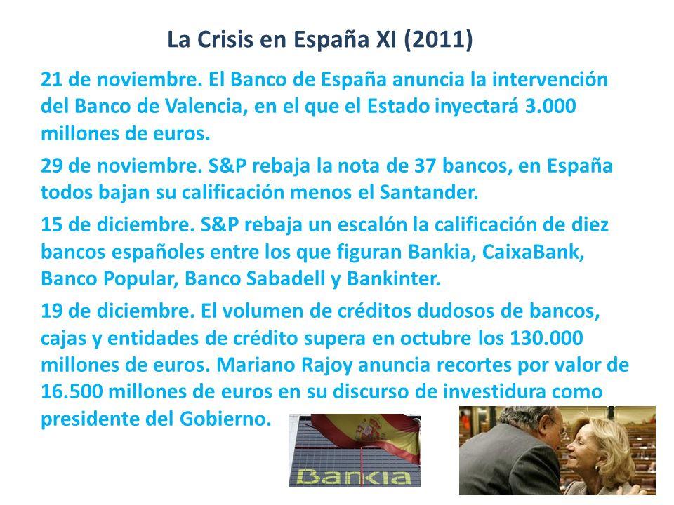 La Crisis en España XI (2011)