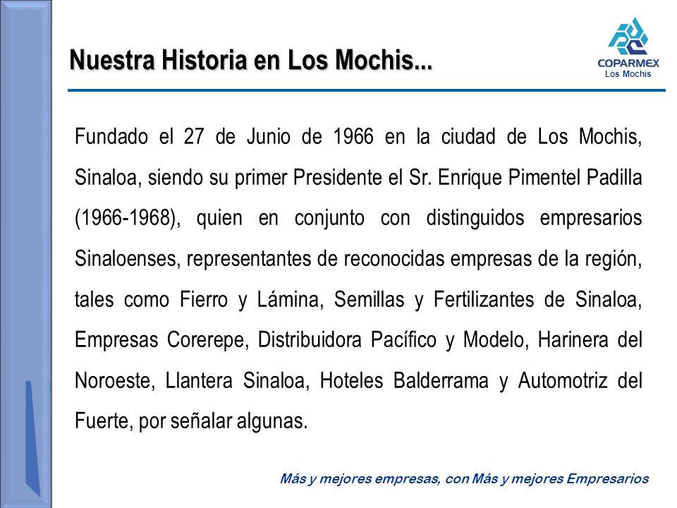Nuestra Historia en Los Mochis...
