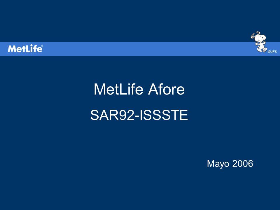 MetLife Afore SAR92-ISSSTE Mayo 2006 3/29/2017 3:50 PM
