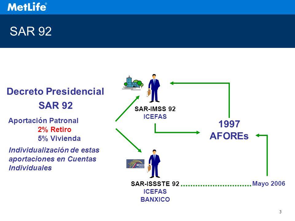 Decreto Presidencial SAR 92