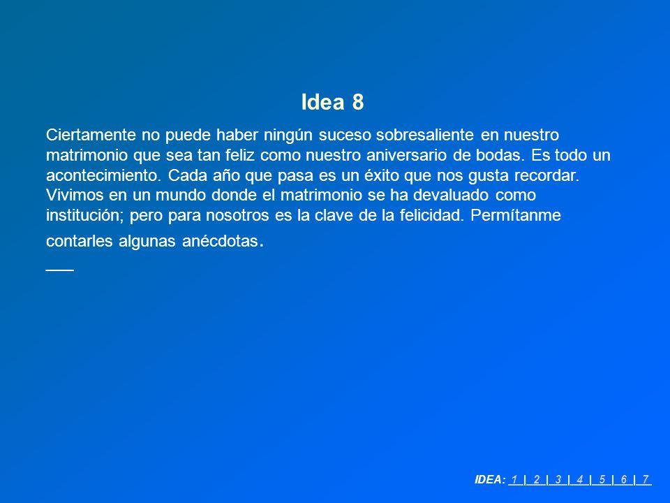 Idea 8