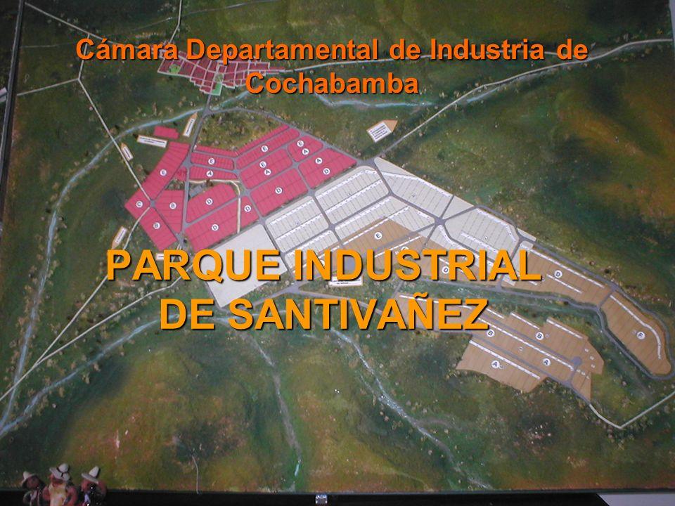 PARQUE INDUSTRIAL DE SANTIVAÑEZ