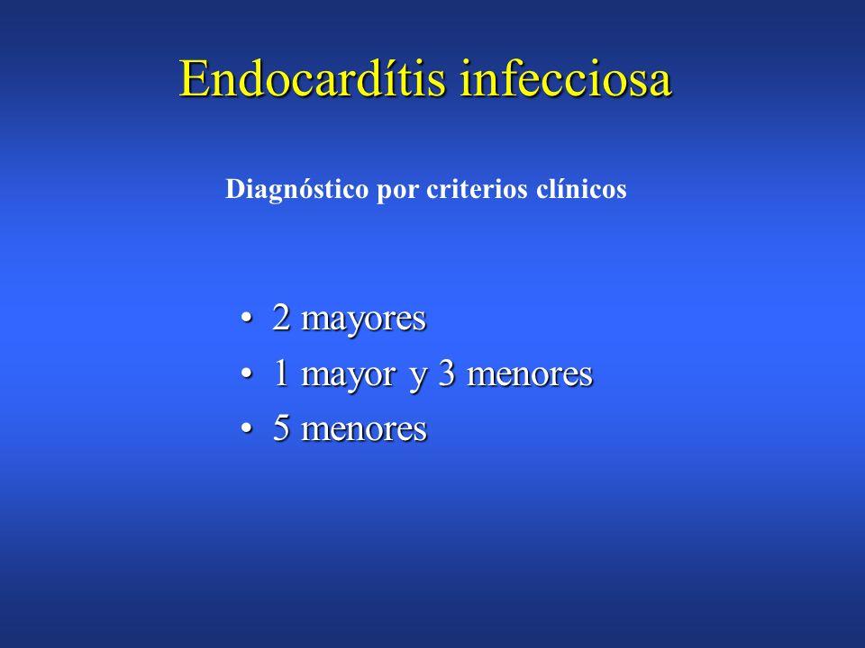 Endocardítis infecciosa