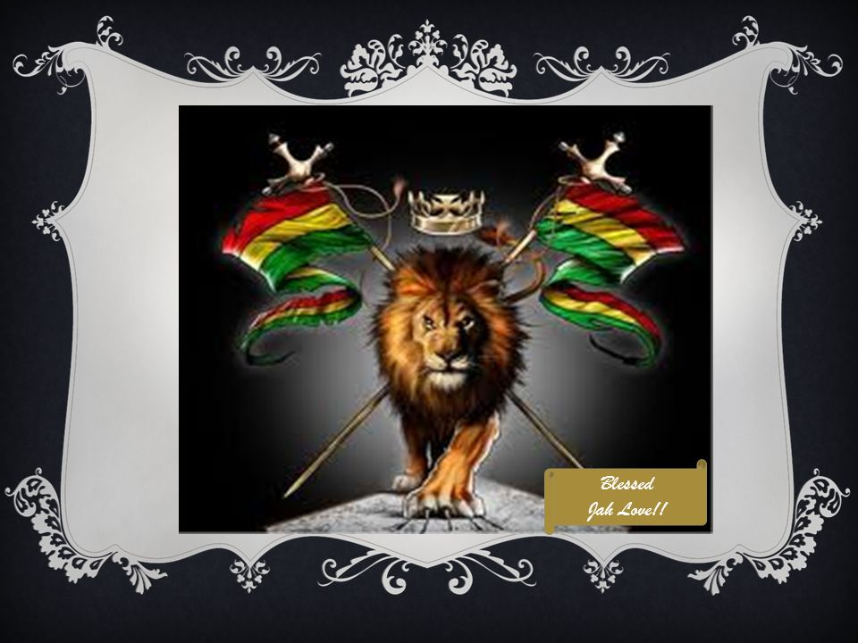 Blessed Jah Love!!