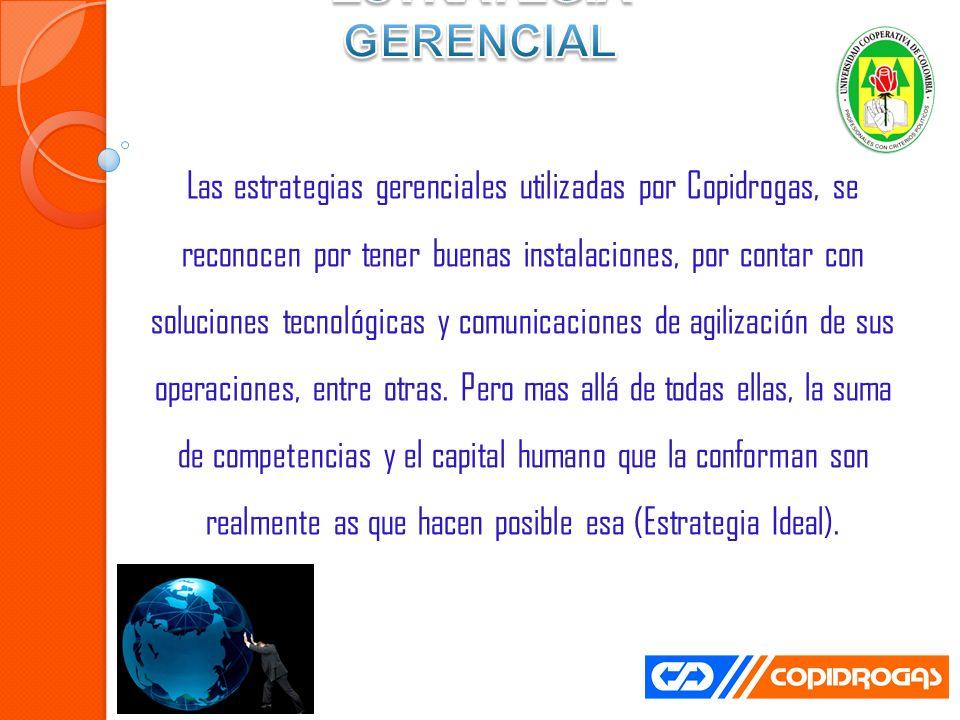 ESTRATEGIA GERENCIAL