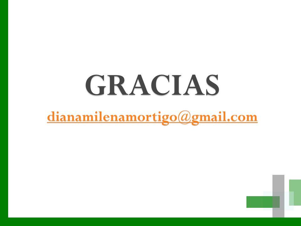 GRACIAS dianamilenamortigo@gmail.com