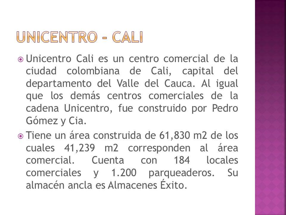 UNICENTRO - CALI