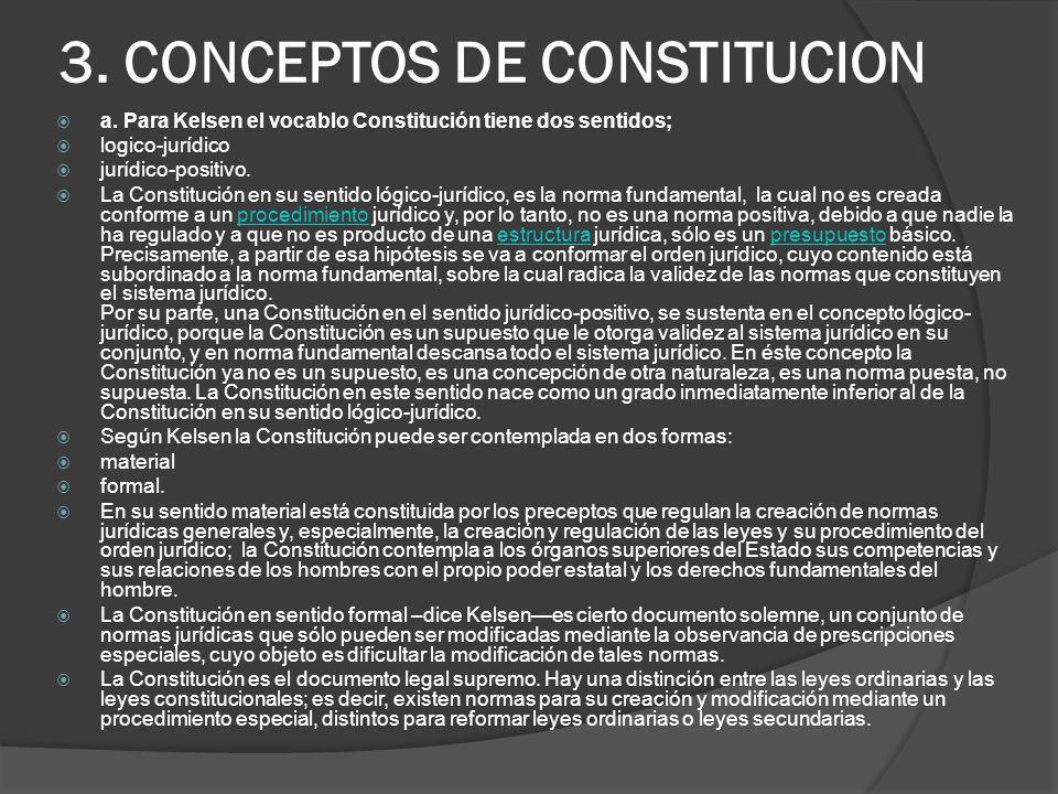 3. CONCEPTOS DE CONSTITUCION