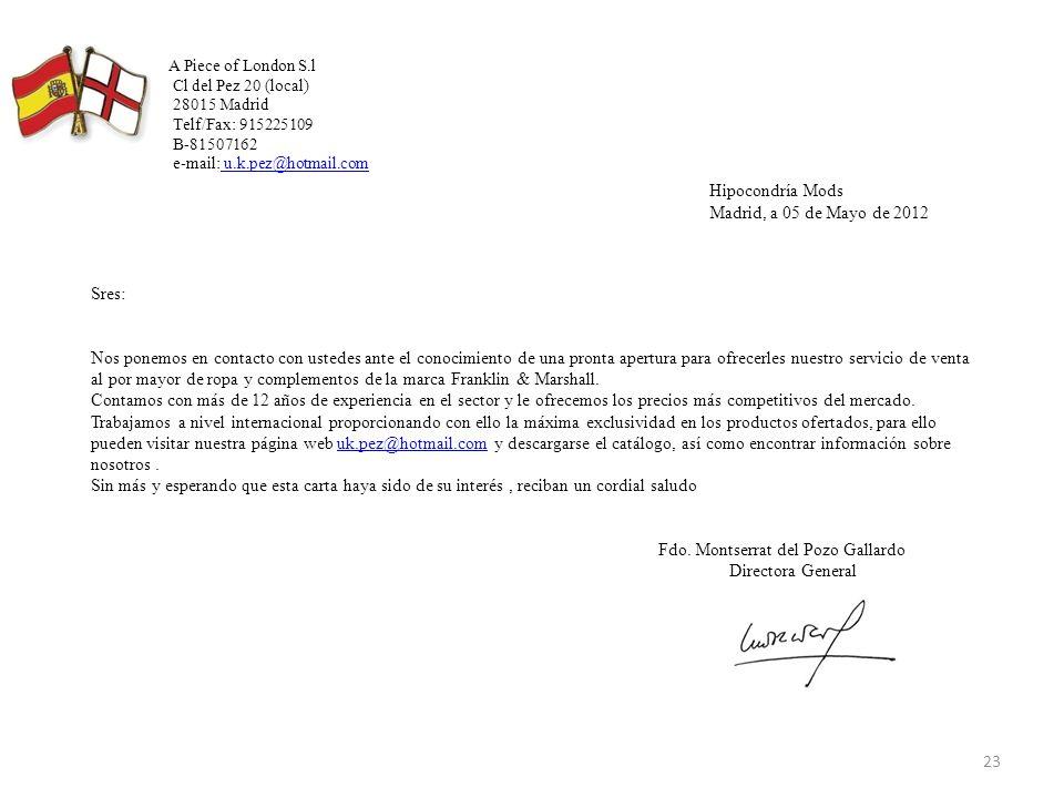 Hipocondría Mods Madrid, a 05 de Mayo de 2012