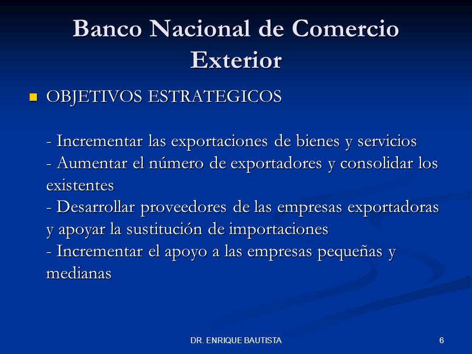 Banco Nacional de Comercio Exterior
