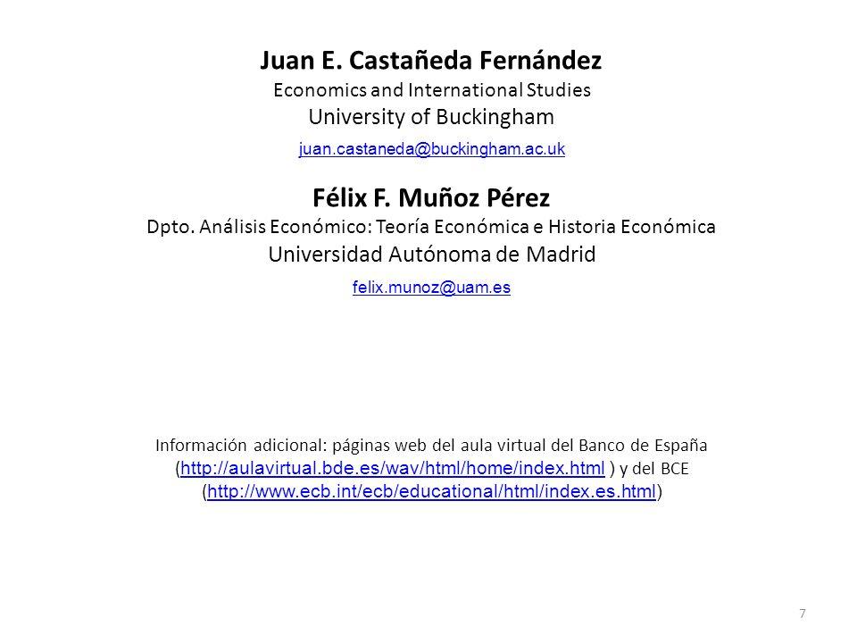 Juan E. Castañeda Fernández