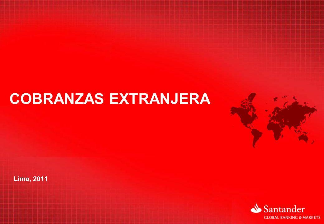 Cobranzas Documentarias del Extranjero de Exportación