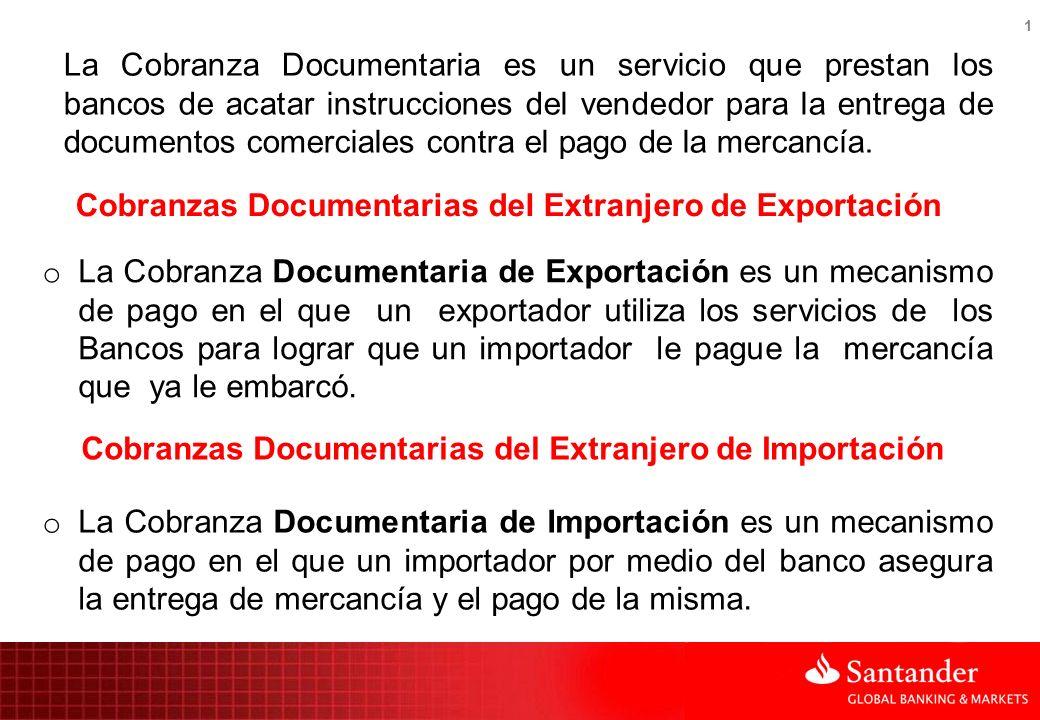 COBRANZA DE EXPORTACION