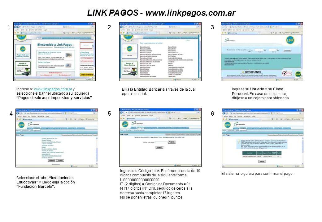 LINK PAGOS - www.linkpagos.com.ar