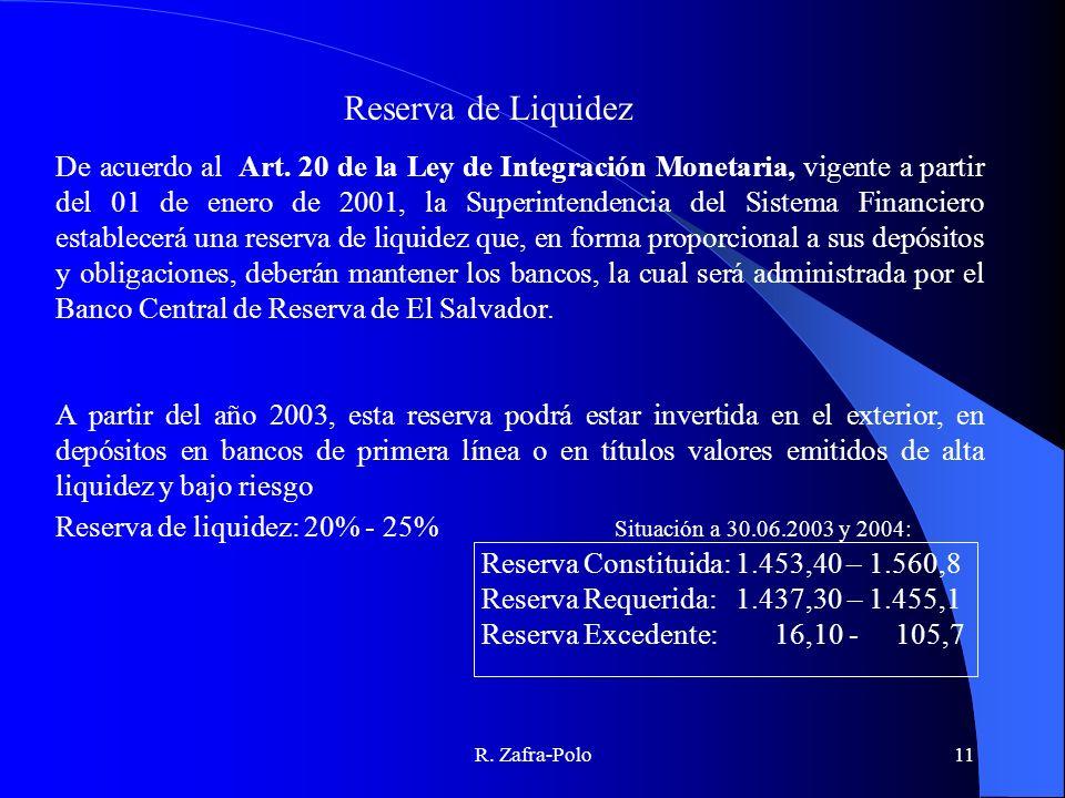 Reserva de Liquidez