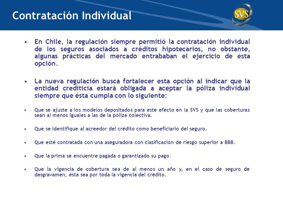 Contratación Individual