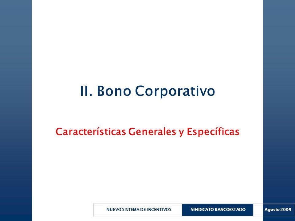 Características Generales y Específicas