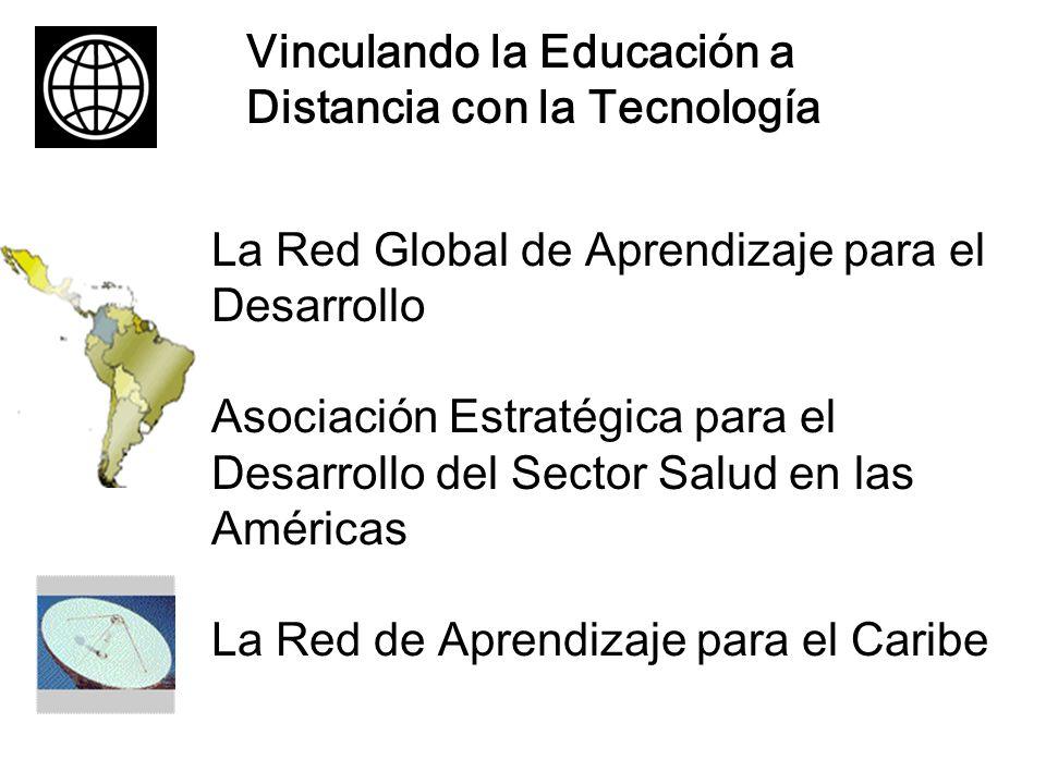Vinculando la Educación a Distancia con la Tecnología