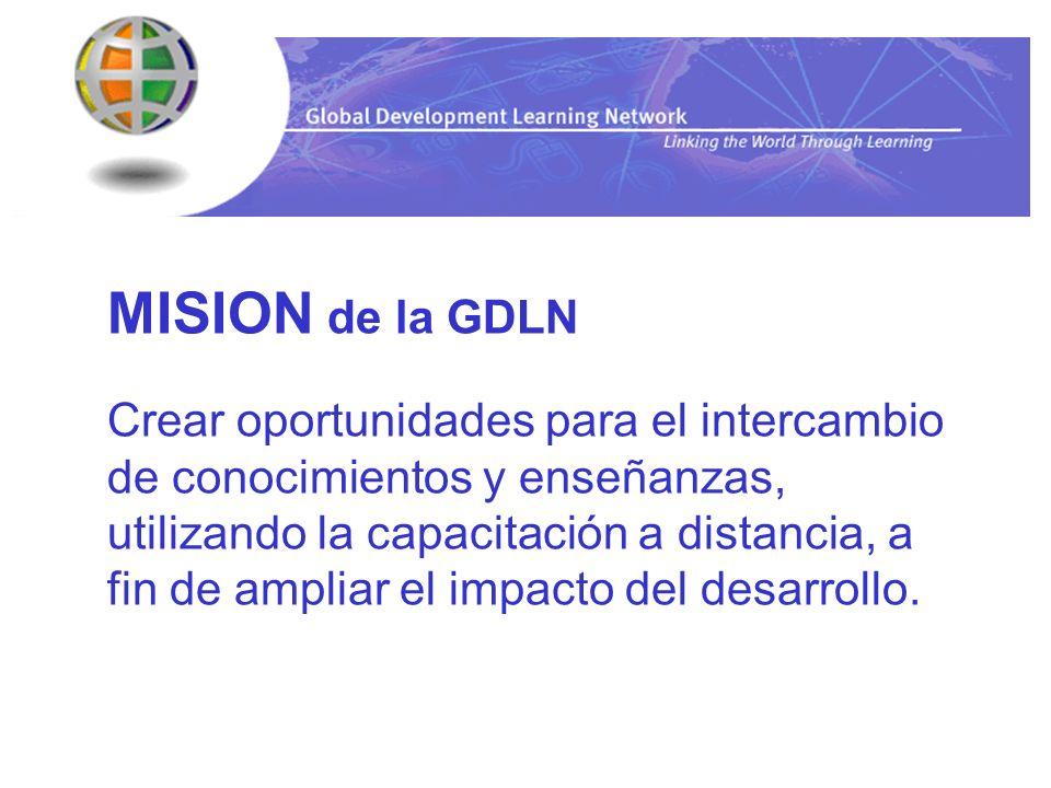 MISION de la GDLN