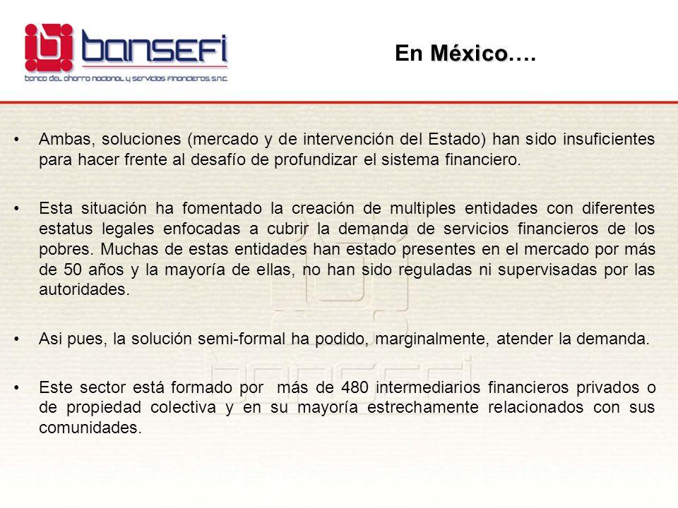 En México….
