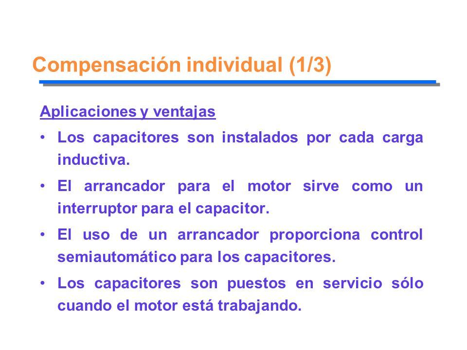 Compensación individual (1/3)