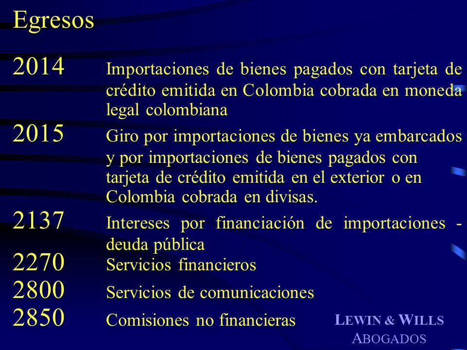 2137 Intereses por financiación de importaciones - deuda pública