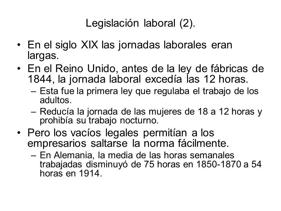 Legislación laboral (2).