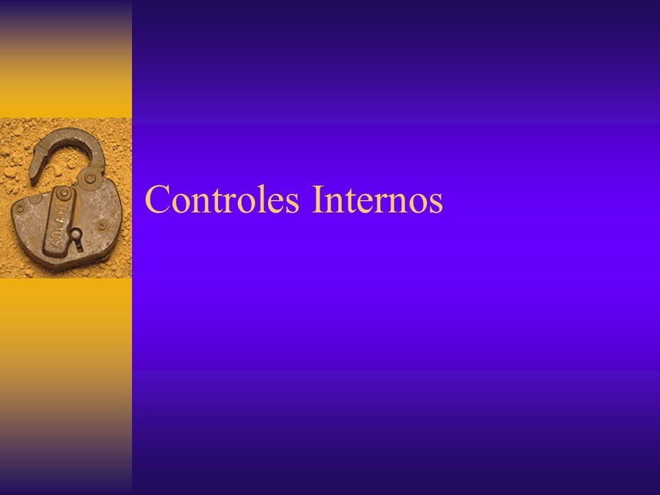 Controles Internos