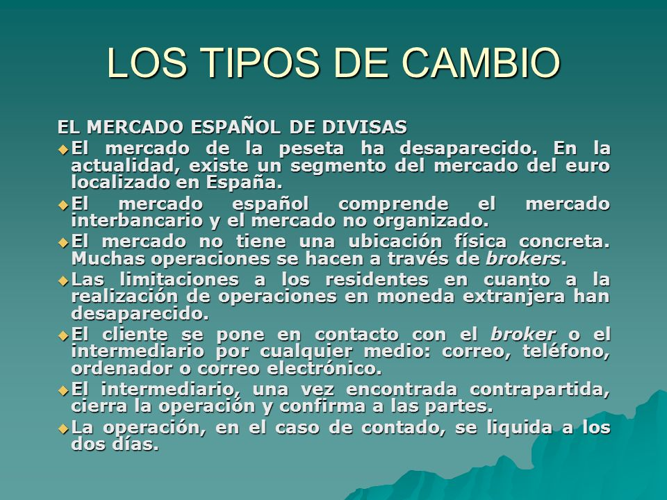 Sistema financiero e intermediarios bancarios ppt video for Oficinas de cambio de moneda en madrid
