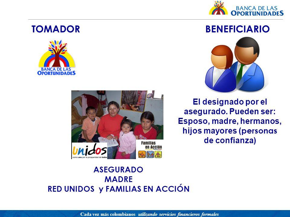 RED UNIDOS y FAMILIAS EN ACCIÓN
