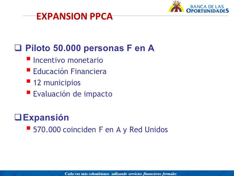 EXPANSION PPCA Piloto 50.000 personas F en A Expansión